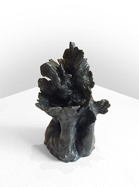 Artist: Jude Millares Medium: terracotta Year: 2021 Dumaguete ceramic artist